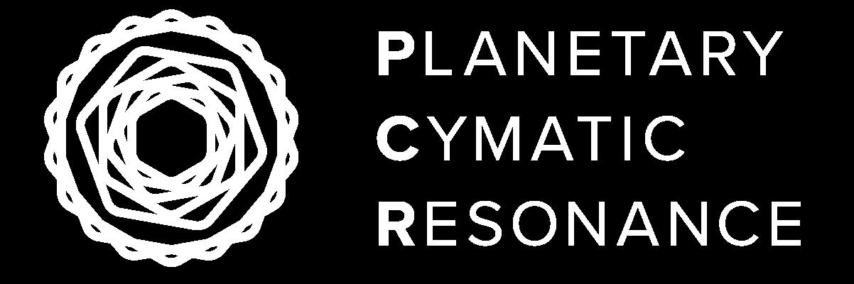 Planetary Cymatic Resonance Logo